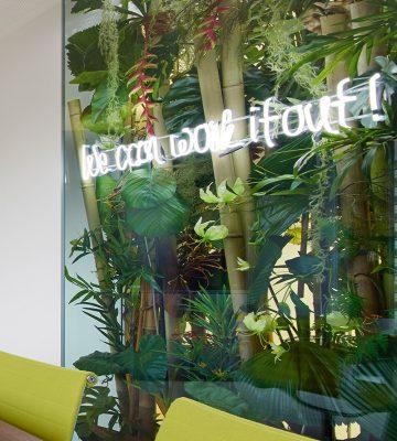 Phoenix Real Estate FrankfurtSOLO WESTIppolito Fleitz GroupOffice designInterior design